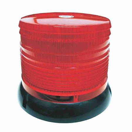 Luz Rotativa Giroled e Flash Vermelho de Advertência DNI4081