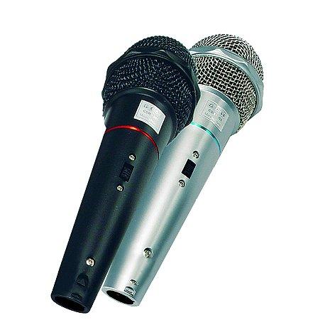 Microfone Dinâmico Csr 505 Vocal Com Fio Par