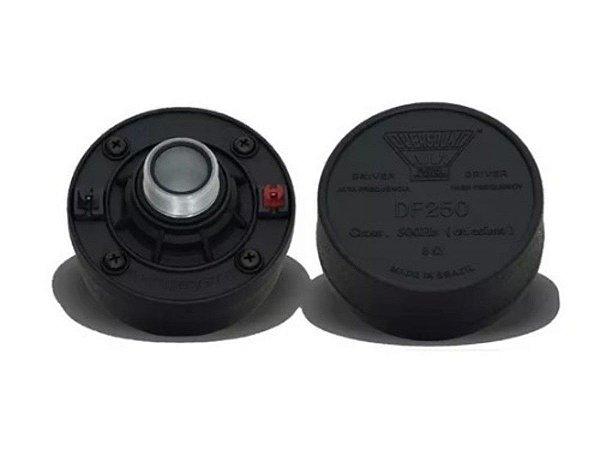 Boca de Corneta Driver Oversound DF250 75 W/RMS