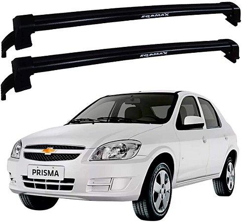 Rack de Teto Prisma / Celta 4 Portas - Eqmax New Wave Preto