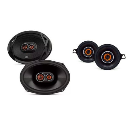 Kit Som Original JBL Jeep Renegade Fiat Toro 360W Rms
