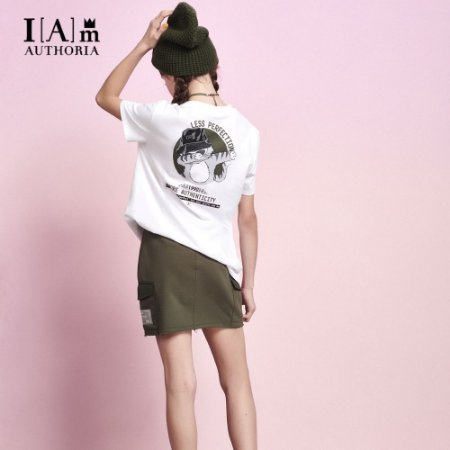 Blusa Less Perfection Teen