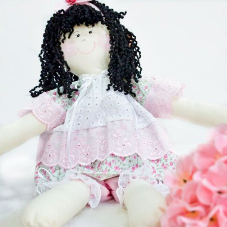Boneca de pano - Lolita