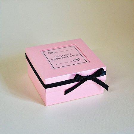 Caixa para bombons personalizada