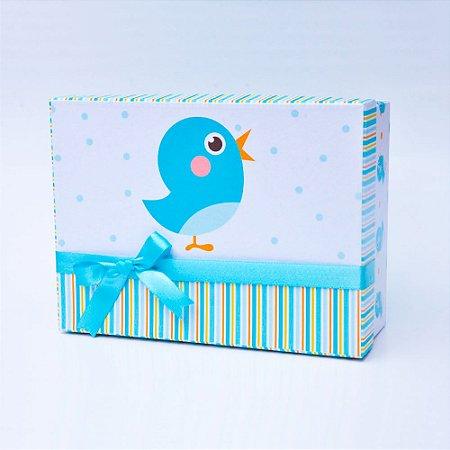 Caixa Presente Personalizada - Laço