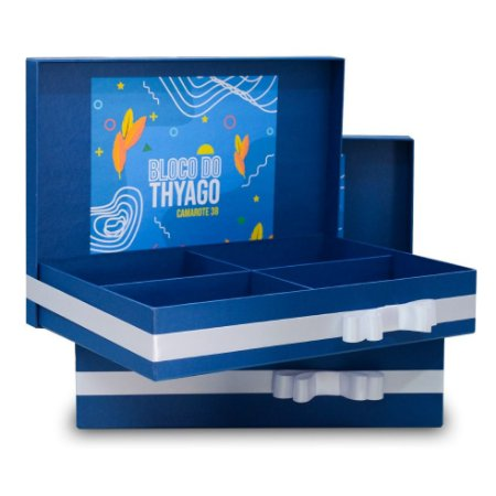 Caixa Lavabo personalizada