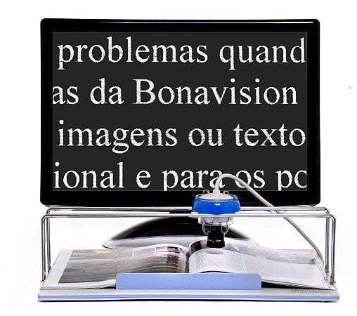 Lupa Eletrônica com zoom e inversão - LEZ1080i