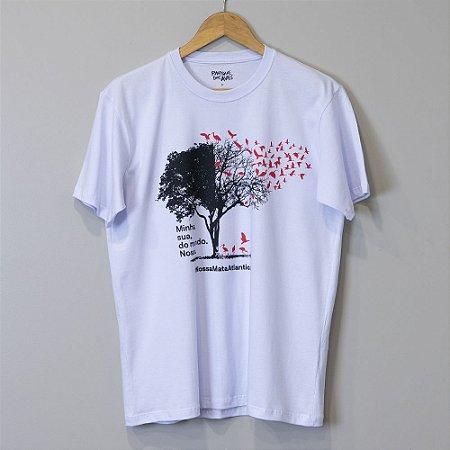 """Camiseta Masculina - """"Guará"""""""