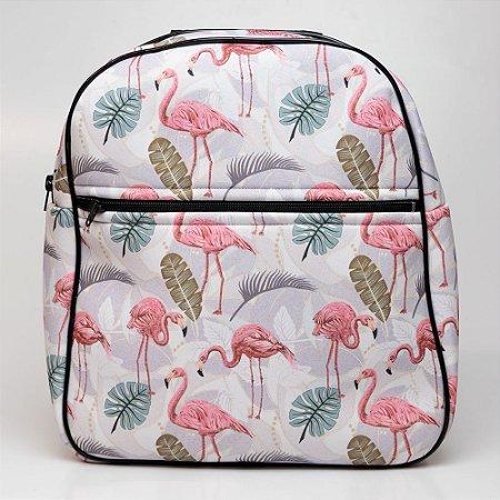 "Mochila Adulto - ""Flamingo"""