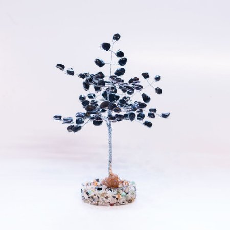 Árvore de cascalho