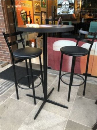 Banquetas - Mesas e Cadeiras para Restaurante REF 5200