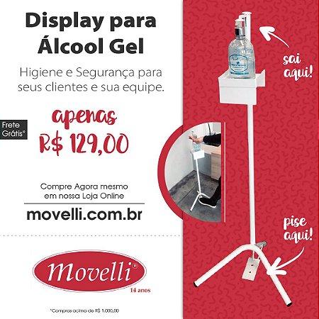 Display para Álcool Gel