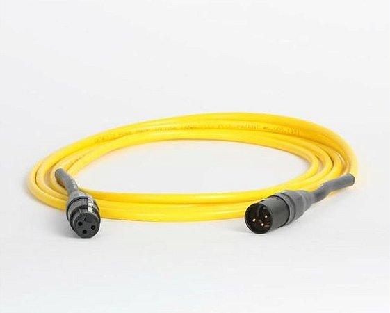 Cabo Analysis Plus New Genesis Pure Microfone XLR - 4,5m