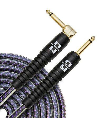 Cabo Analysis Plus Pro Oval Studio GOLD Plug Std/90 - 3m