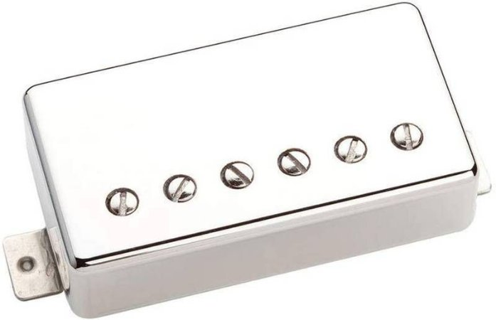 Captador Seymour Duncan Guitarra TB-59 '59 Trembucker Niquel