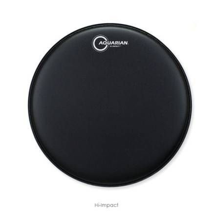 Pele Hi-Impact Black Texture Coated 13""