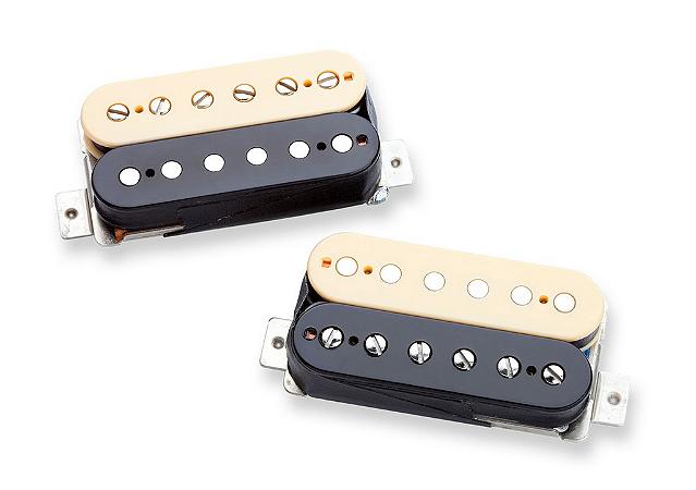 Captadores (Par) Guitarra APH-2S Alnico II Pro Slash Set, Zebra