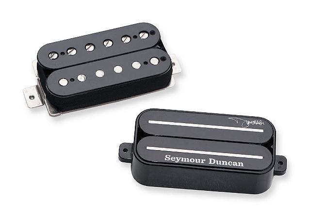 Captadores (Par) Guitarra Dimebag Set, Preto