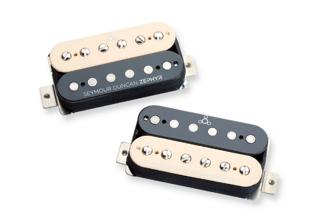 Captadores (Par) Guitarra ZS-1s Zephyr , Zebra