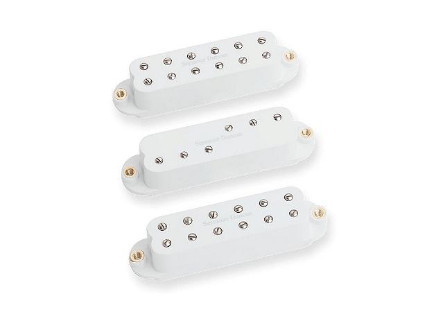 Captadores (Trio) Guitarra Everything Axe set Branco