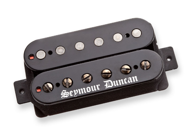 Captador Guitarra Black Winter Humbucker Preto