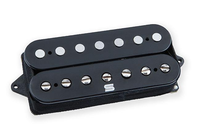 Captador Guitarra Duality Humbucker 7 Cordas Preto