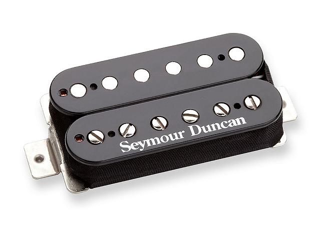 Captador Guitarra SH-6B Duncan Distortion, Preto