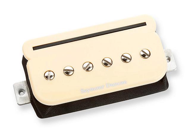 Captador Guitarra SHPR-1b P-Rails Bridge Creme, OEM