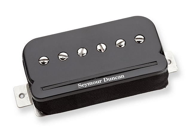 Captador Guitarra SHPR-1n P-Rails Preto