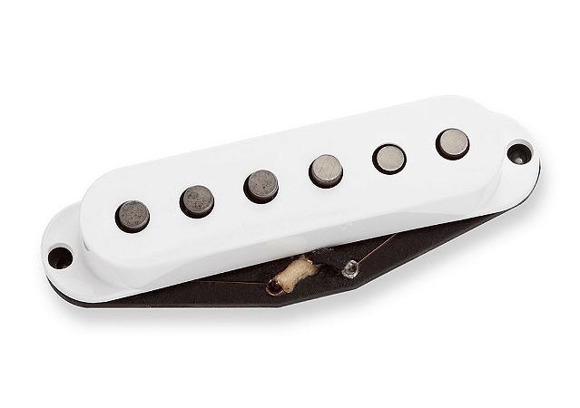 Captador Guitarra SSL52-1n Five-Two Strat Neck, Branco