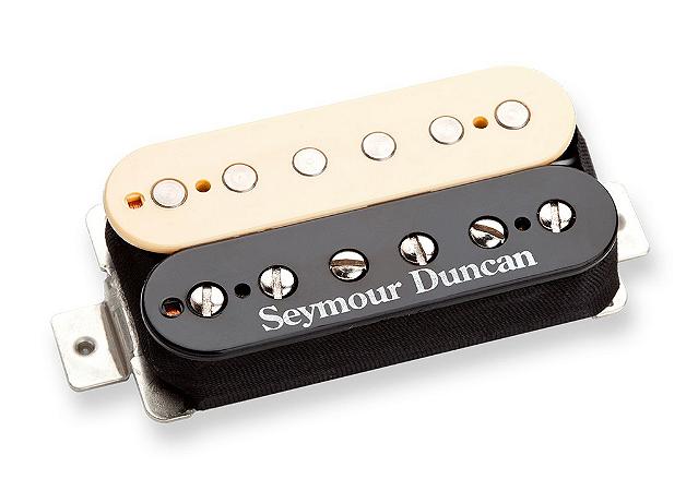Captador Guitarra TB-5 Duncan Custom Trembucker, Rev Zebra