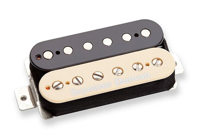 Captador Guitarra TB-5 Duncan Custom  Zebra