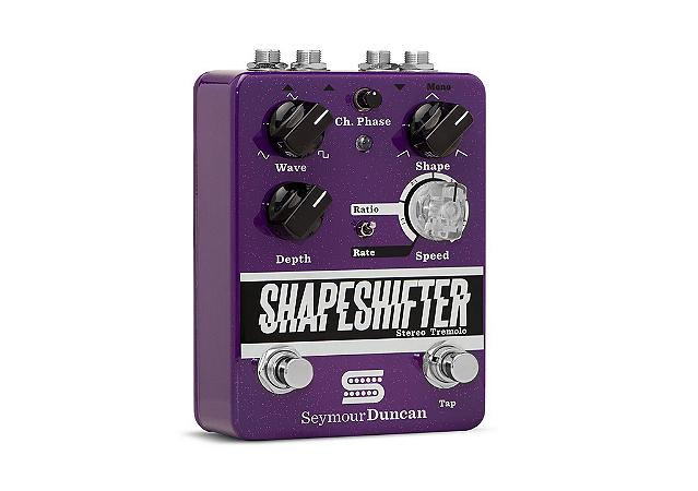 Pedal Shape Shifter Stereo tremolo