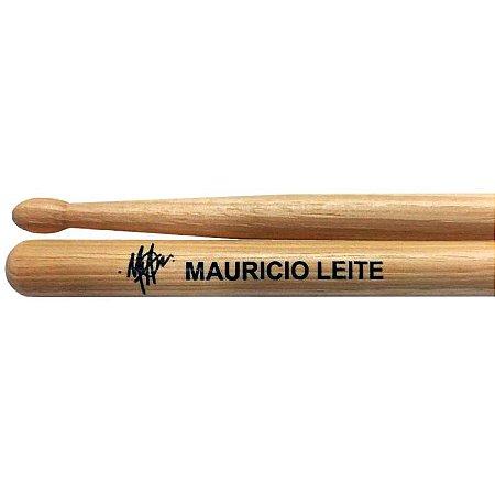 Baquetas Hickory Maurício Leite Custom 5A
