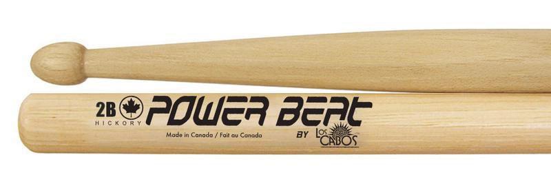 Baquetas Power Beat 2B Hickor