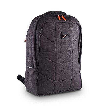 Mochila Gruv Gear Backpack , Impermeável Para Equipamentos e Laptop, Preta