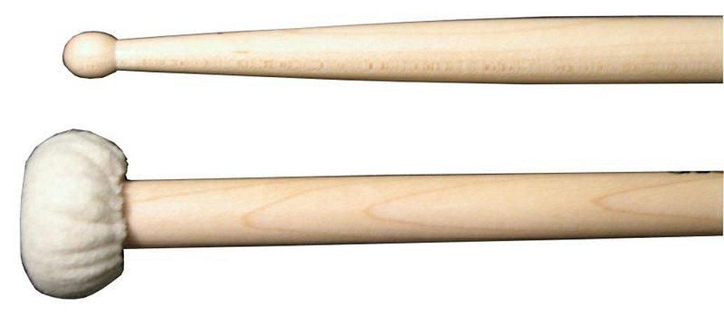 Baquetas Multi-Sticks Maple (3A + Mallet)