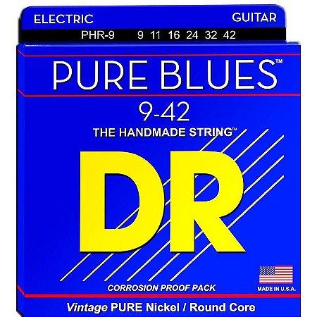 Encordoamento Pure Blues Guitarra, 9-42