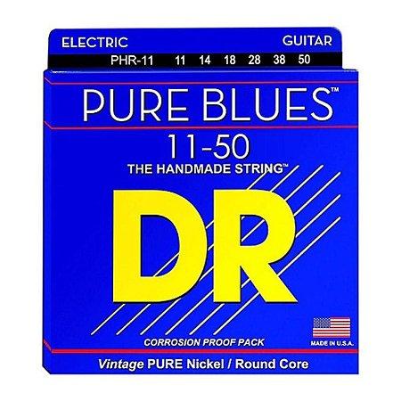 Encordoamento Pure Blues Guitarra, 11-50