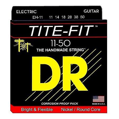 Encordoamento Tite-Fit Guitarra 11-50 Heavy
