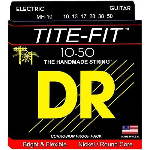 Encordoamento Tite-Fit Guitarra 10-50 Med-Heavy