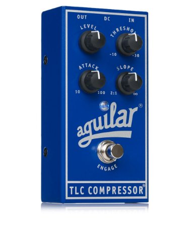Pedal Aguilar Compressor P/ Contrabaixo TLC Compressor