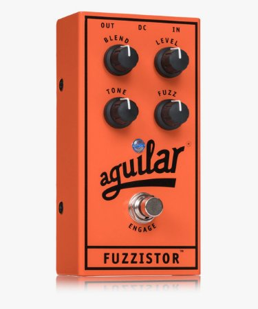 Pedal Aguilar Fuzz P/ Contrabaixo Fuzzistor