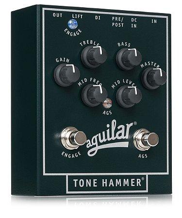 Pedal Aguilar Tone Hammer Preamp/Direct Box Para Contrabaixo