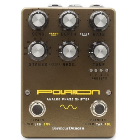Pedal Seymour Duncan Polaron Analog Phase Shifter