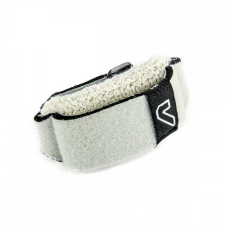 Abafador De Cordas Fretwrap Individual Gruv Gear Médio Branco