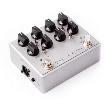 Pedal Darkglass VINTAGE ULTRA + AUX IN