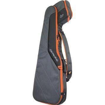 Bag Profissional GRUVGEAR GigBlade 2 Para Guitarra, Nylon Impermeável, Charcoal