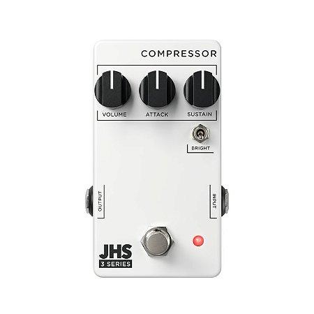 Pedal  3 Series JHS Compressor Para Guitarra