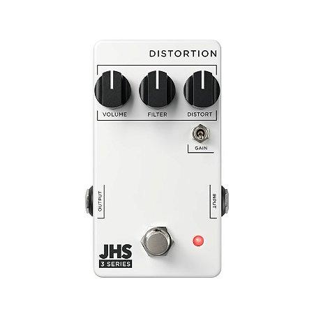 Pedal 3 Series JHS Distortion Para Guitarra
